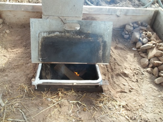 Greenhouse stove 020