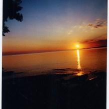 My Lake Superior sunset