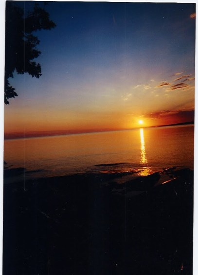 My Lake Superior sunset
