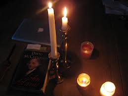 Life by candle light